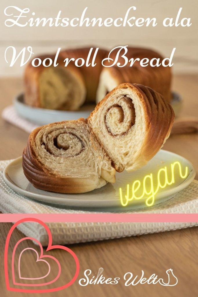 Wool Roll Bread Rezept vegan