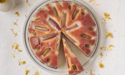 Rhabarber-Joghurtkuchen