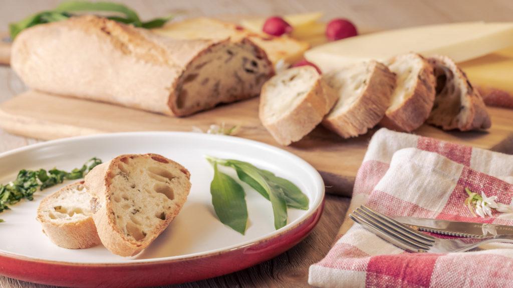 Baguette Rezept für Grill