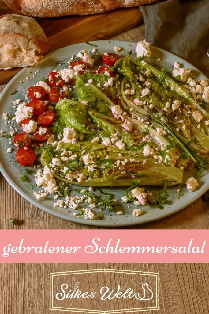 gebratener Salat vegan möglich