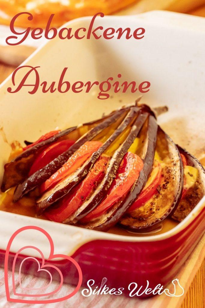 BBQ Beilage vegetarisch Aubergine