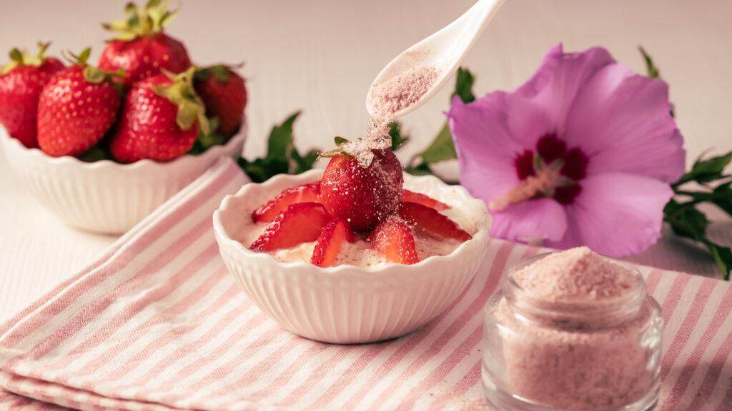 Erdbeer Zucker Rezept