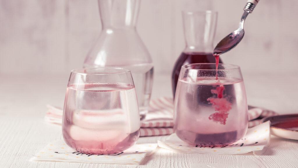 Johannisbeer-Sirup und Johannisbeer-Essig Rezept