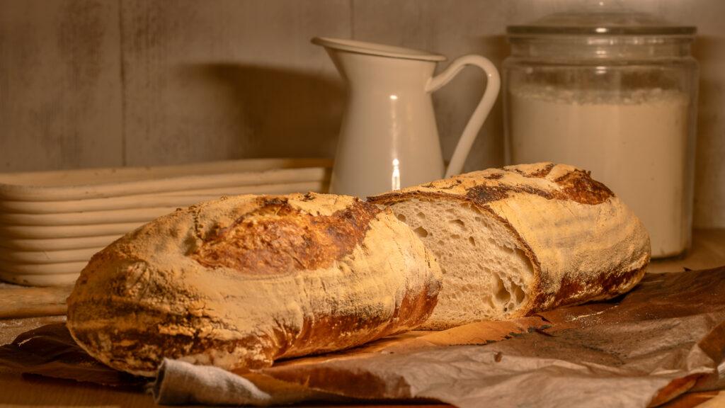 einfaches Brot Rezept