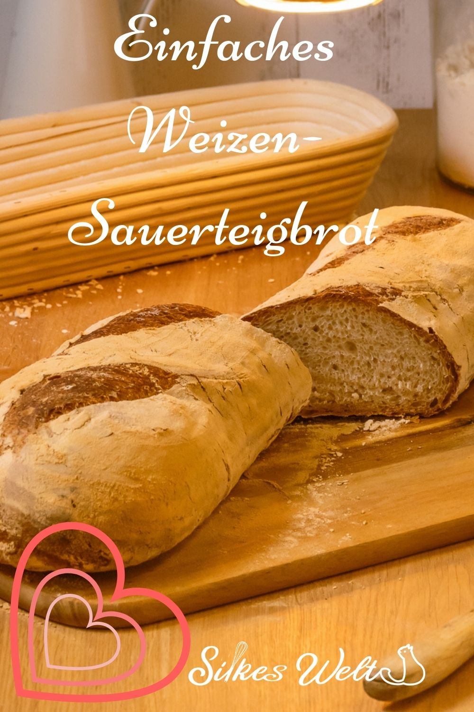 Weizen-Sauerteigbrot Rezept