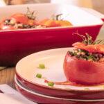 Meine gefüllten Tomaten