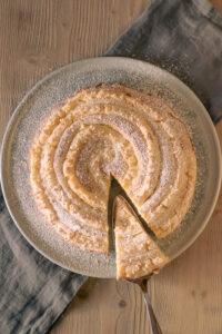 arabischer Apfelkuchen Rezept